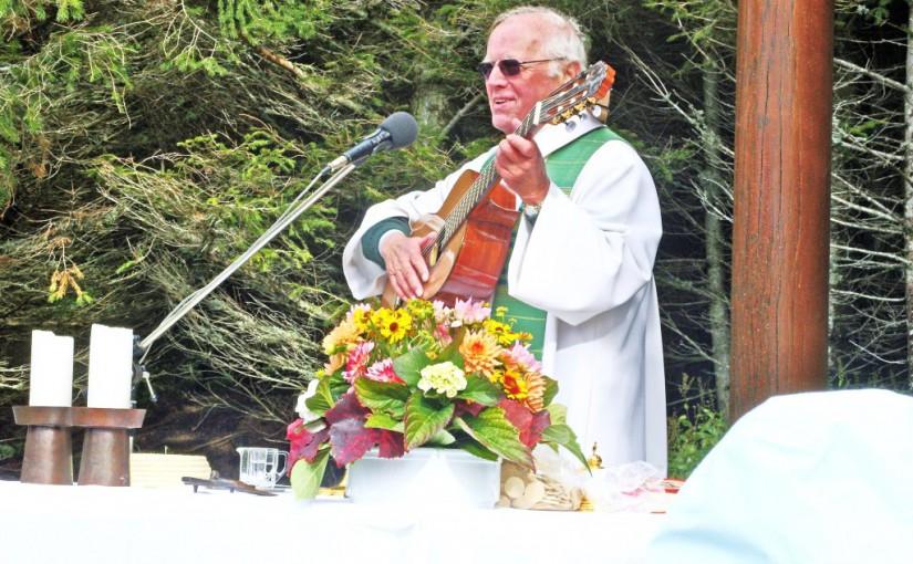 Pfarrer Karl-Heinz Würz