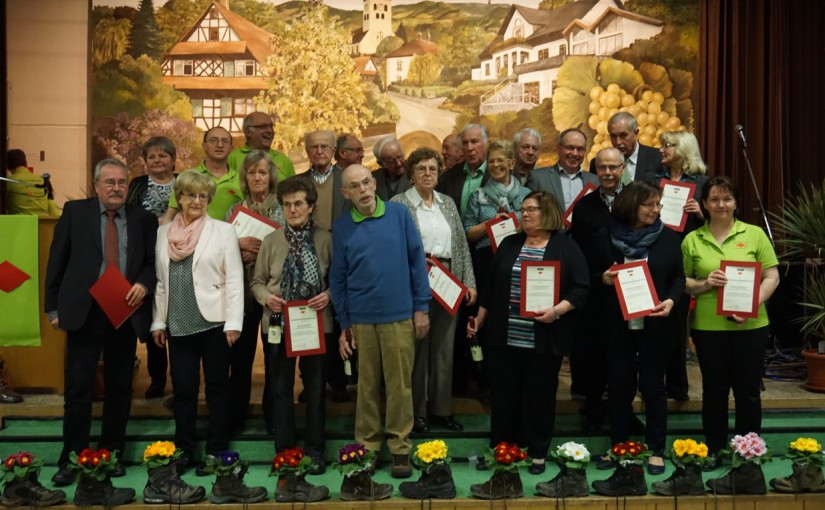 40 Jahre Ortsgruppe Sasbach/Obersasbach