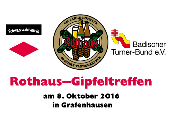 Gipfeltreffen in Grafenhausen