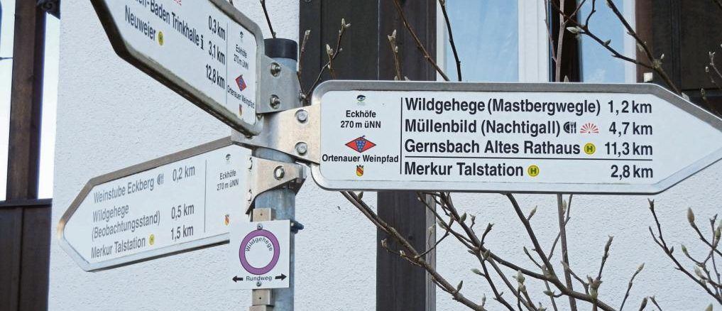 Baden-Baden Dezember 2015 Eckhöfe